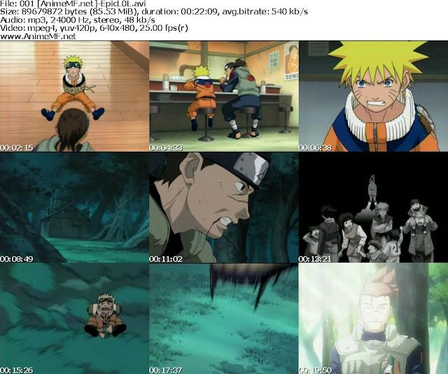 Descargar Naruto completa por MEGA